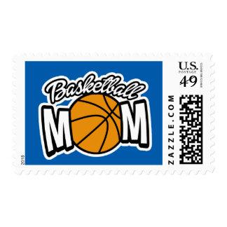 Basketball Mom stamps