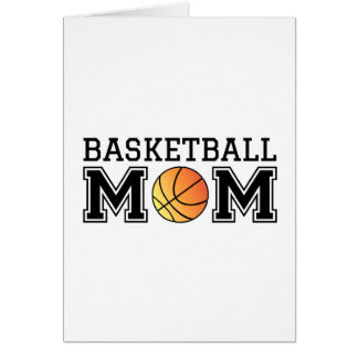 Basketball mom, text design for t-shirt, shirt card