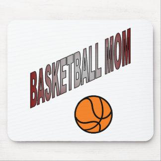 basketball mom-uploaded mouse pad