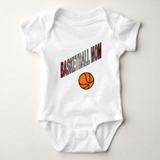 basketball mom-uploaded t-shirt