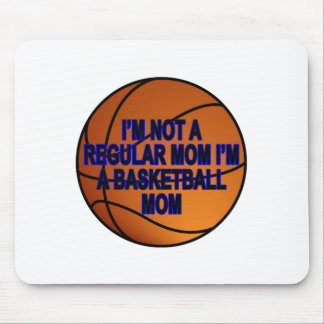 Basketball Moms T Shirts.png Mouse Pad