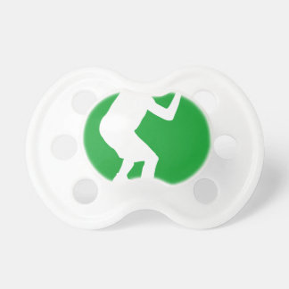 basketball more player baby pacifiers