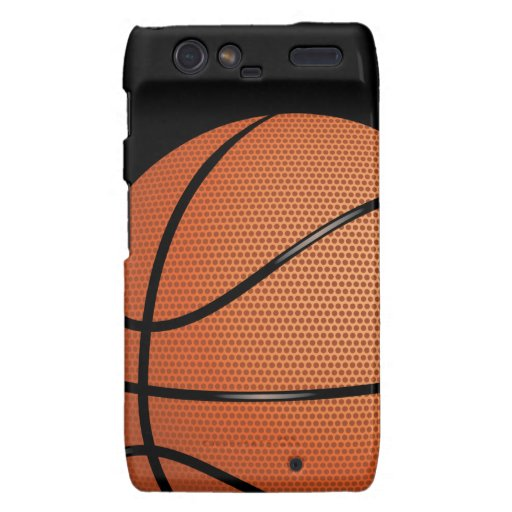 Basketball Motorola Droid RAZR Cover
