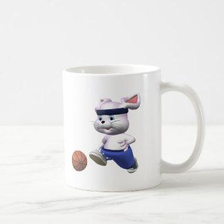 Basketball-Mouse Classic White Coffee Mug