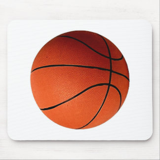 Basketball Mouse Pad