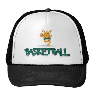 Basketball Mouse Trucker Hat