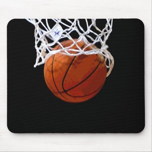 Basketball Mousepads