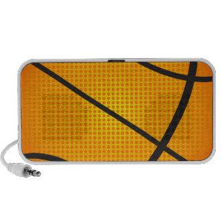 Basketball Mp3 Speakers