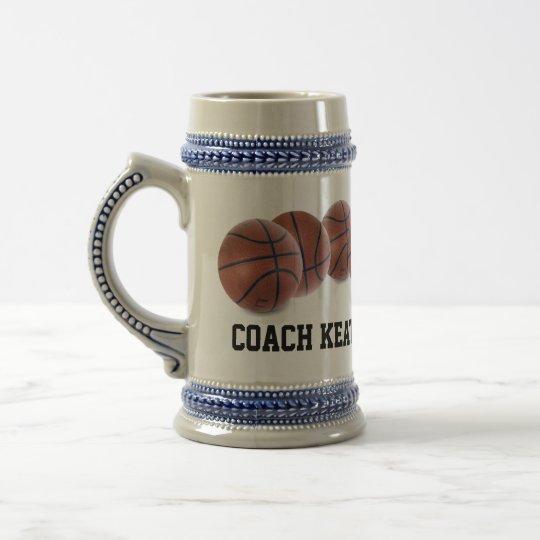 Basketball Mug by SRF