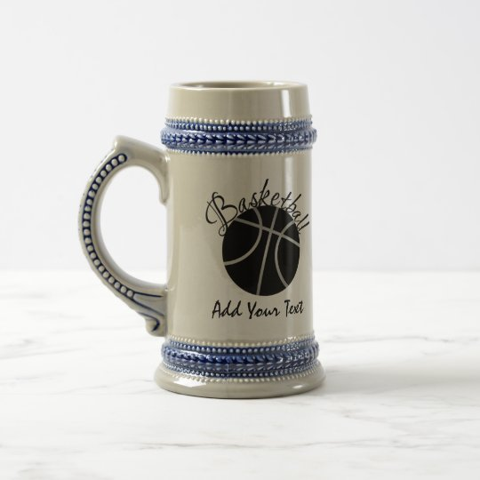 Basketball Mug / Stein by SRF