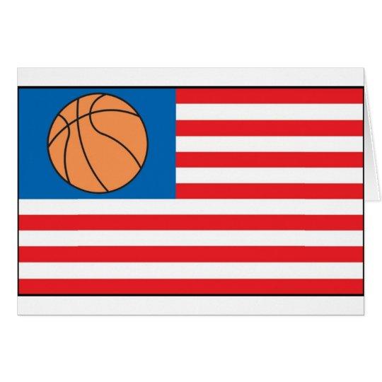 Basketball Nation Card