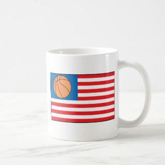 Basketball Nation Coffee Mug