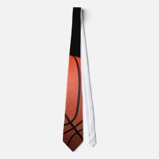 Basketball Neck Tie