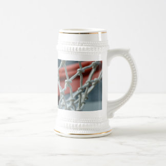 Basketball Net Beer Stein