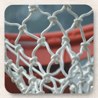 Basketball Net Beverage Coaster