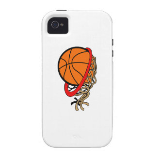 BASKETBALL NET iPhone 4/4S COVER