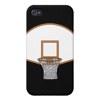 basketball net graphic iPhone 4/4S case