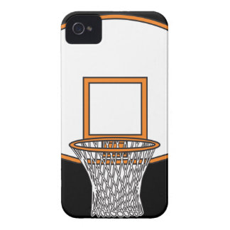 basketball net graphic iPhone 4 Case-Mate case