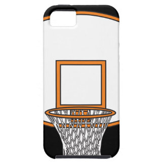 basketball net graphic iPhone SE/5/5s case