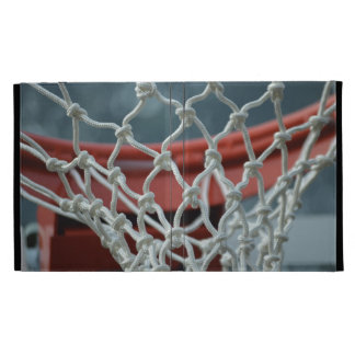 Basketball Net iPad Case