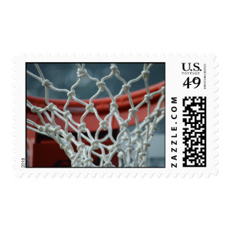 Basketball Net Postage