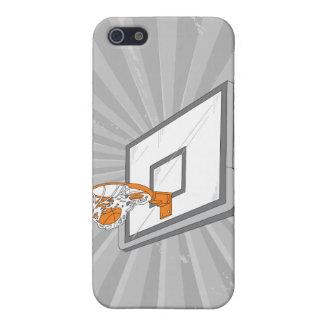 basketball net shot vector design case for iPhone SE/5/5s