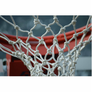 Basketball Net Statuette
