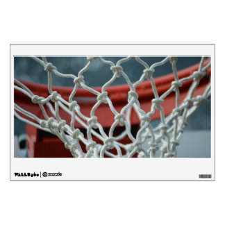 Basketball Net Wall Decal