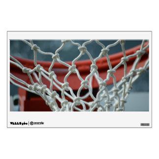 Basketball Net Wall Decal