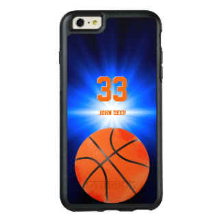 Basketball No | Sport Cool Gift OtterBox iPhone 6/6s Plus Case