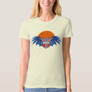 Basketball Norge | Norway | Norway T Shirt