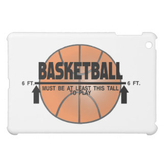 Basketball Not For You iPad Mini Covers