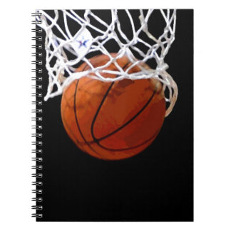 Basketball Note Books