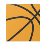 Basketball Note Pads