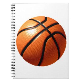 Basketball Note Books