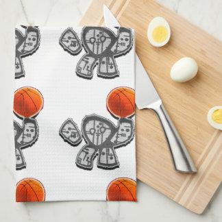 BASKETBALL novelty gifts Hand Towel