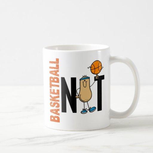 Basketball Nut 1 Coffee Mug