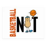 Basketball Nut 1 Post Card