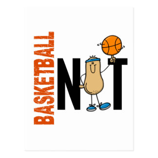 Basketball Nut 1 Post Cards