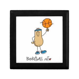 Basketball Nut T-shirts and Gifts Gift Box