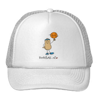 Basketball Nut T-shirts and Gifts Trucker Hat