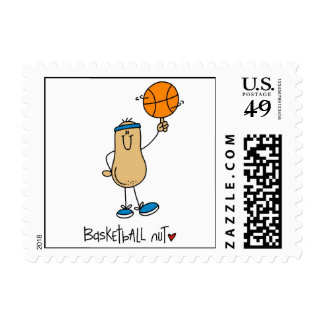 Basketball Nut T-shirts and Gifts Postage