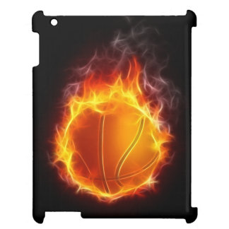 Basketball of Fire Cover For The iPad 2 3 4