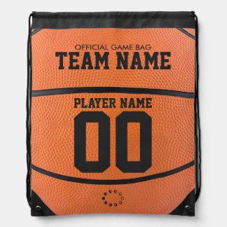 BASKETBALL OFFICIAL GAME BAG No