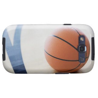 Basketball on court samsung galaxy s3 covers