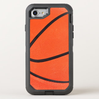 Basketball OtterBox Defender iPhone 8/7 Case