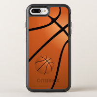 Basketball OtterBox Symmetry iPhone 8 Plus/7 Plus Case