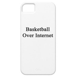 Basketball Over Internet iPhone 5 Cover
