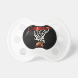 Basketball Baby Pacifier