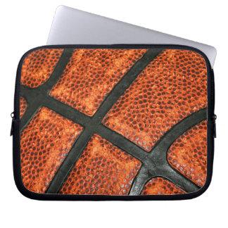 Basketball Pattern Computer Sleeve